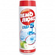 """Средство чистящее Пемолюкс """"Сода 5. Яблоко"""", порошок, 480г"""