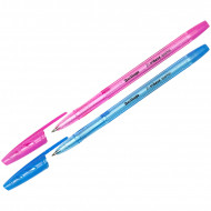 "Ручка шариковая Berlingo ""Tribase Sparkle"", синяя, 0,7мм"