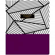"Тетрадь предметная 48л. GreenwichLine ""Trendy graphic"" - Геометрия, ""софт-тач"", тиснение, 70г/м²"