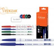 Ручка шариковая, Turzar meridian, 0,7 зеленая