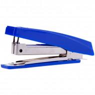 Степлер №10 OfficeSpace до 10л., пластиковый корпус, синий