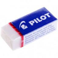 Ластик Pilot, прямоугольный, винил, картонный футляр, 42*18*11мм