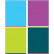 """Тетрадь 48л., А5, клетка Greenwich Line """"One color"""", матовая ламинация, 70г/м2"""