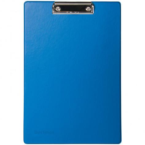 Планшет с зажимом Berlingo А4, ПВХ, синий