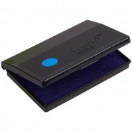 Штемпельная подушка Trodat, 90*50мм, синяя, пластиковая